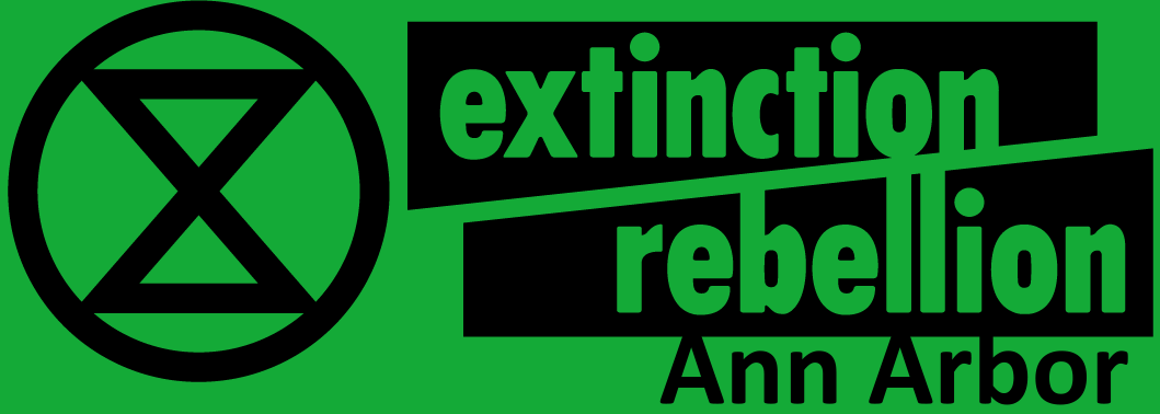 Extinction Rebellion Ann Arbor
